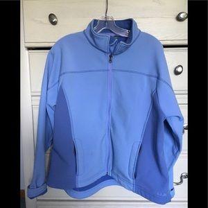 LL Bean Lilac Jacket